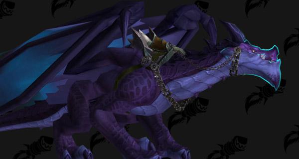Écailles-de-tonnerre insulaire - Monture World of Warcraft
