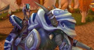 Grand elekk bleu - Monture World of Warcraft