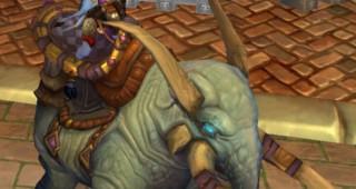 Elekk d'exarque - Monture World of Warcraft