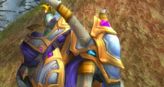 Elekk de grand exarque - Monture World of Warcraft