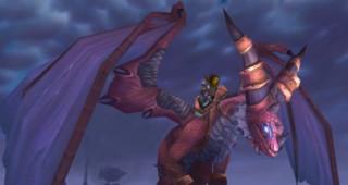 Rênes de l'émissaire du Crépuscule - Monture World of Warcraft