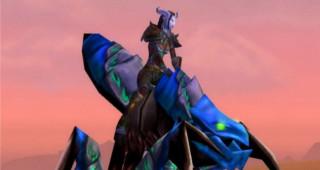 Sceptre d'Azj'Aqir - Monture World of Warcraft