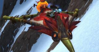 Ficelle de cerf-volant pandaren monture WoW Mists of Pandaria