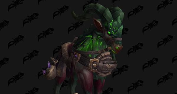 Foule-ruines sabot-morne - Monture World of Warcraft