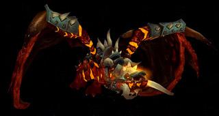 Rênes de Galakras - Monture World of Warcraft