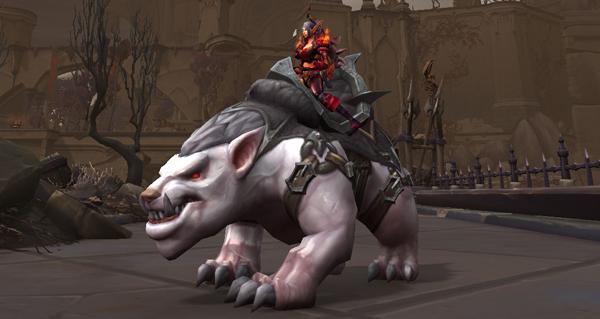 Gargon des cryptes - Monture World of Warcraft