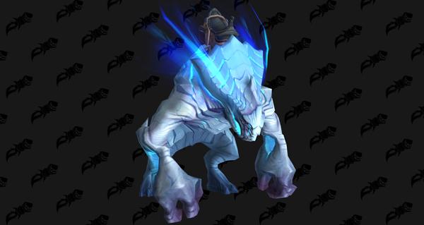 Goinfre vorace - Monture World of Warcraft
