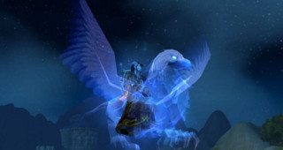 Griffon spectral - Monture World of Warcraft