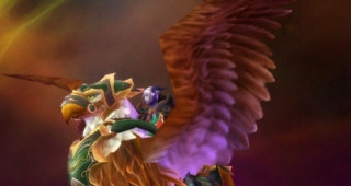 Griffon vert rapide - Monture World of Warcraft