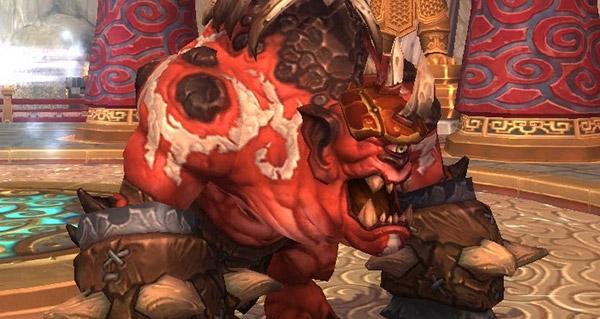 Gronnlin trotte-sang - Monture World of Warcraft