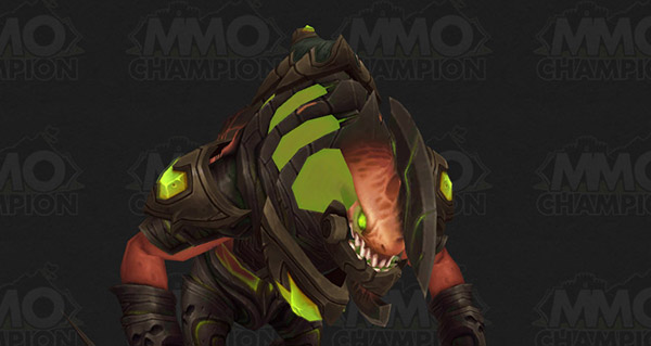 Gueule-écumante cramoisie - Monture World of Warcraft