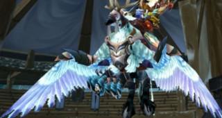 Hippogriffe du Concordat argenté - Monture World of Warcraft