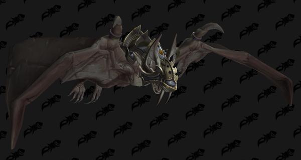 Hurleuse des remparts - Monture World of Warcraft