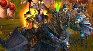 Rênes d'Invincible monture WoW Wrath of the Lich King