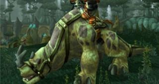 Kodo brun - Monture World of Warcraft