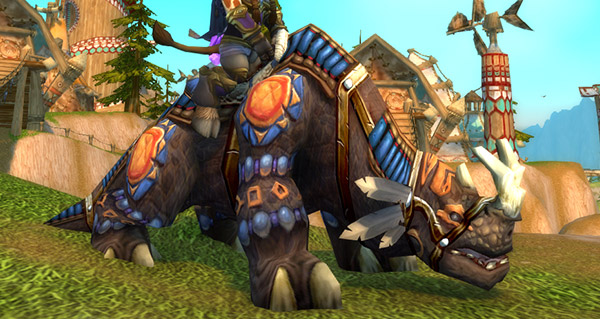 Kodo marche-soleil - Monture World of Warcraft