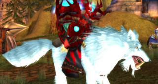 Cor du loup arctique - Monture World of Warcraft