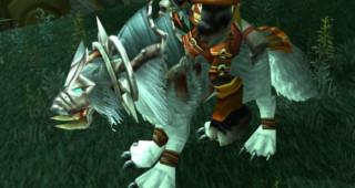 Cor du loup des bois rapide - Monture World of Warcraft