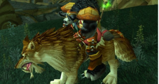 Cor du loup des bois - Monture World of Warcraft