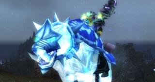 Rênes de loup spectral - Monture World of Warcraft