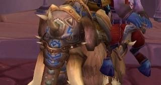 Rênes de mammouth de voyage de la toundra - Monture World of Warcraft
