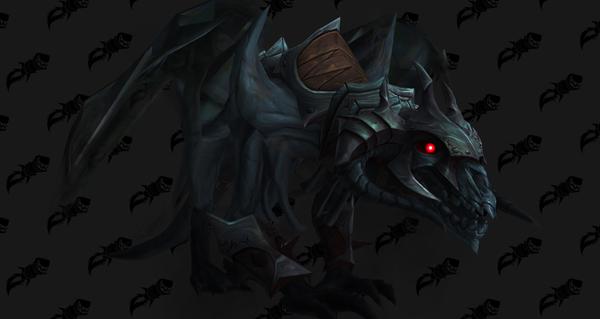 Mangeur d'âmes de gladiateur impénitent - Monture World of Warcraft