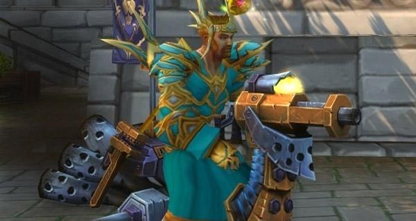 Mécanotrotteur de guerre vicieux - Monture World of Warcraft