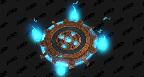 Mécaplaneur de Tazavesh - Monture World of Warcraft
