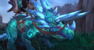 Rênes de navrecorne primordial de jade - Monture World of Warcraft