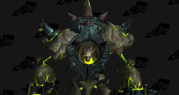 Noyau de brasier infernal - Monture World of Warcraft