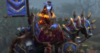 Rênes du palefroi de guerre vicieux - Monture World of Warcraft