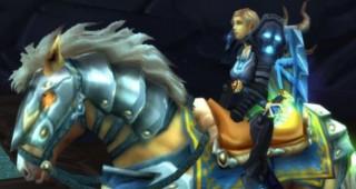 Palomino rapide - Monture World of Warcraft