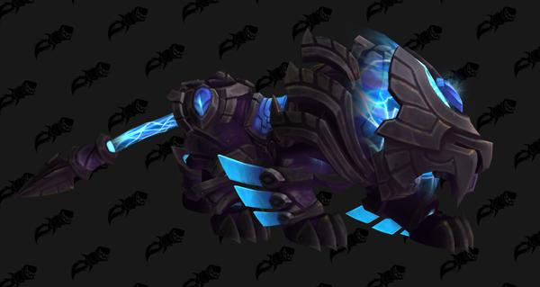 Phalynx éternel de loyauté - Monture World of Warcraft