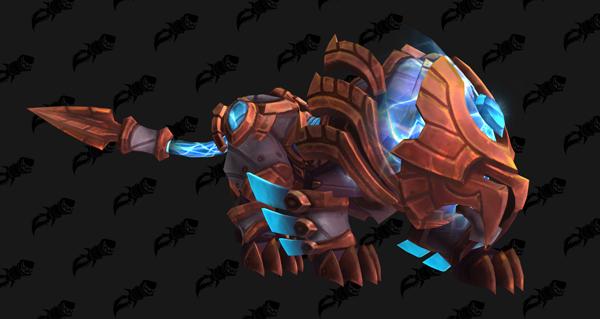 Phalynx éternel d'humilité - Monture World of Warcraft