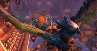 Rênes de phénix pandaren émeraude - Monture World of Warcraft