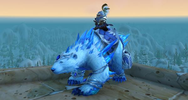 Polaris - Monture World of Warcraft