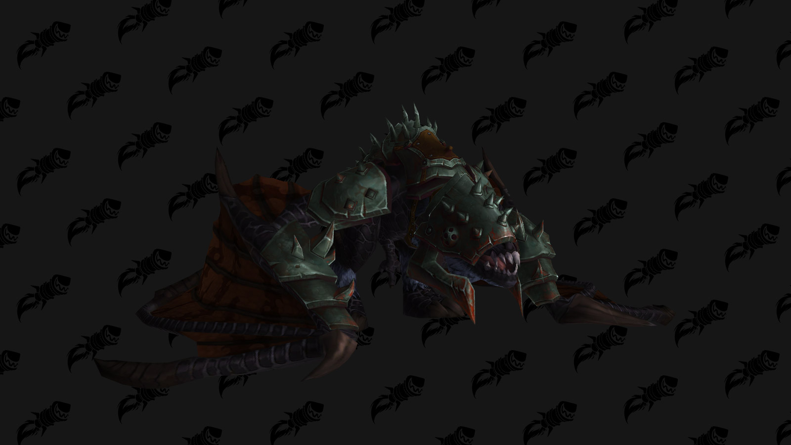 Proto-drake du gladiateur corrompu, monture du patch 8.3