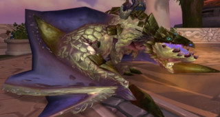 Rênes du proto-drake pestiféré - Monture World of Warcraft