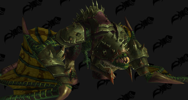 Proto-drake vert du gladiateur - Monture World of Warcraft