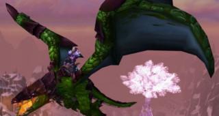Rênes de proto-drake vert monture WoW Wrath of the Lich King