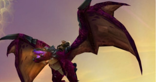 Rênes de proto-drake pourpre - Monture World of Warcraft