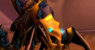 Cristal de résonance qiraji jaune - Monture World of Warcraft