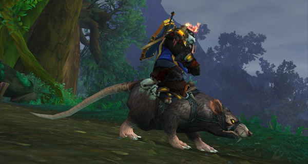 Ralezan - Monture World of Warcraft