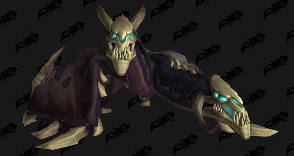 Rênes de Croc-de-Moelle - Monture World of Warcraft