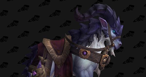 Rênes de foule-ruines céruléen - Monture World of Warcraft