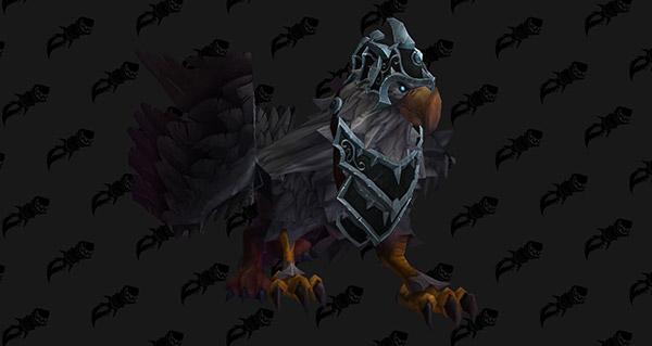 Rênes de griffon sombre des Malvoie - Monture World of Warcraft