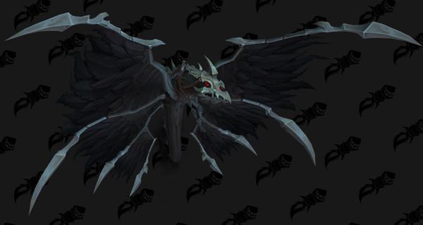Rênes de la vengeance monture WoW Shadowlands