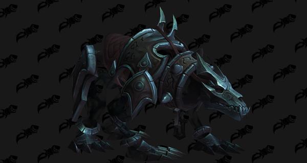 Rôdeur des couloirs - Monture World of Warcraft