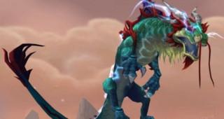 Rênes de serpent-nuage fulminant de jade - Monture World of Warcraft