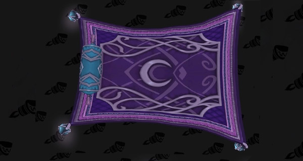 Tapis volant tellurique - Monture World of Warcraft